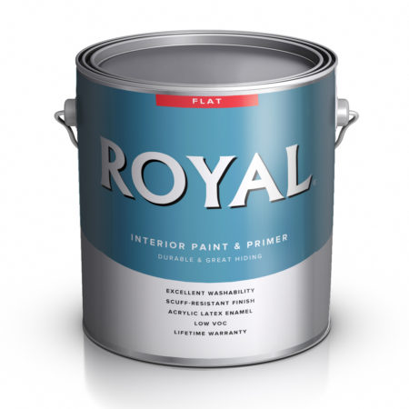 Краска Royal Interior Latex Flat Ace Paint