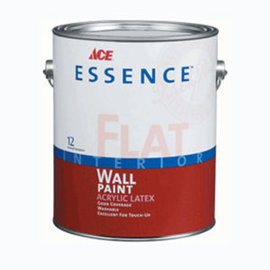 Краска матовая Essence Flat Interior Wall Paint Acrylic Latex