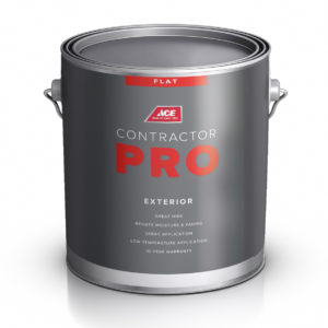 Ace Contractor Exterior Latex House Paint